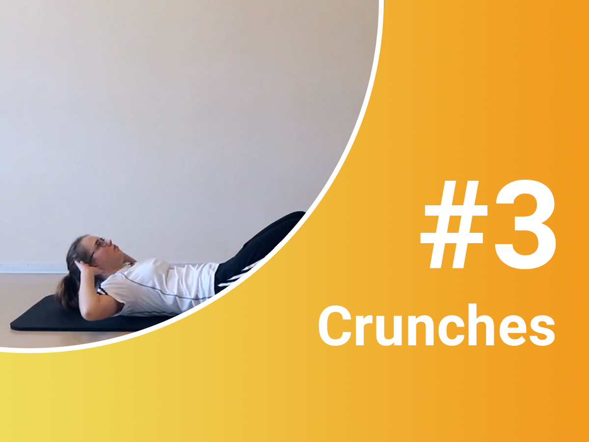 #003 Crunches