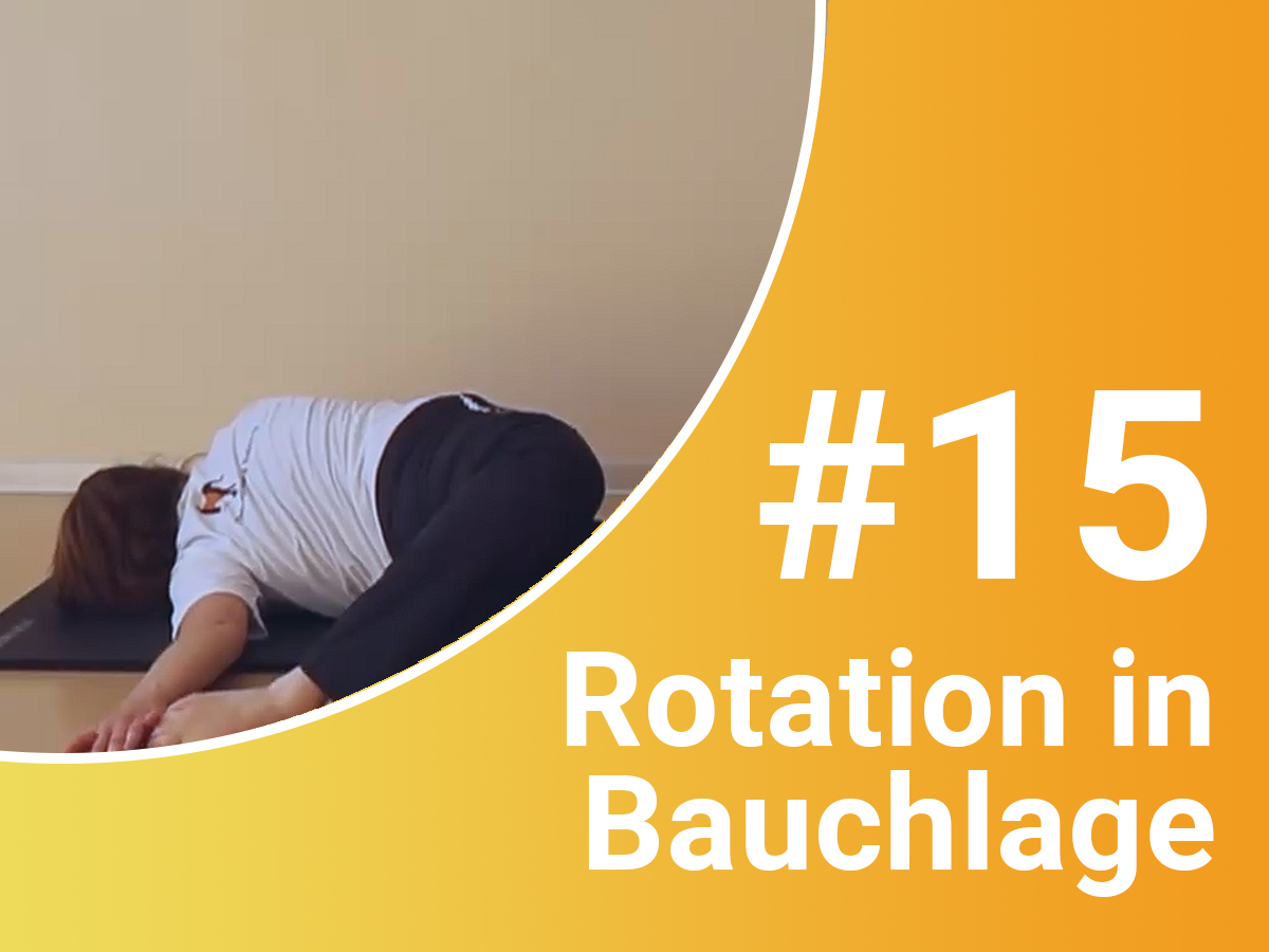 #015 Rotation in Bauchlage